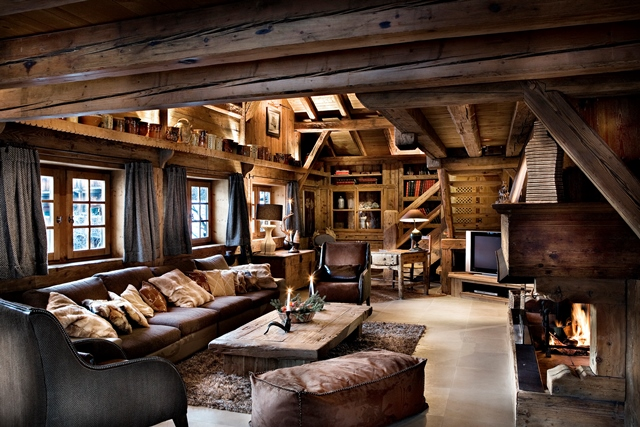 See details MEGEVE Villa 5 rooms, 5 bedrooms